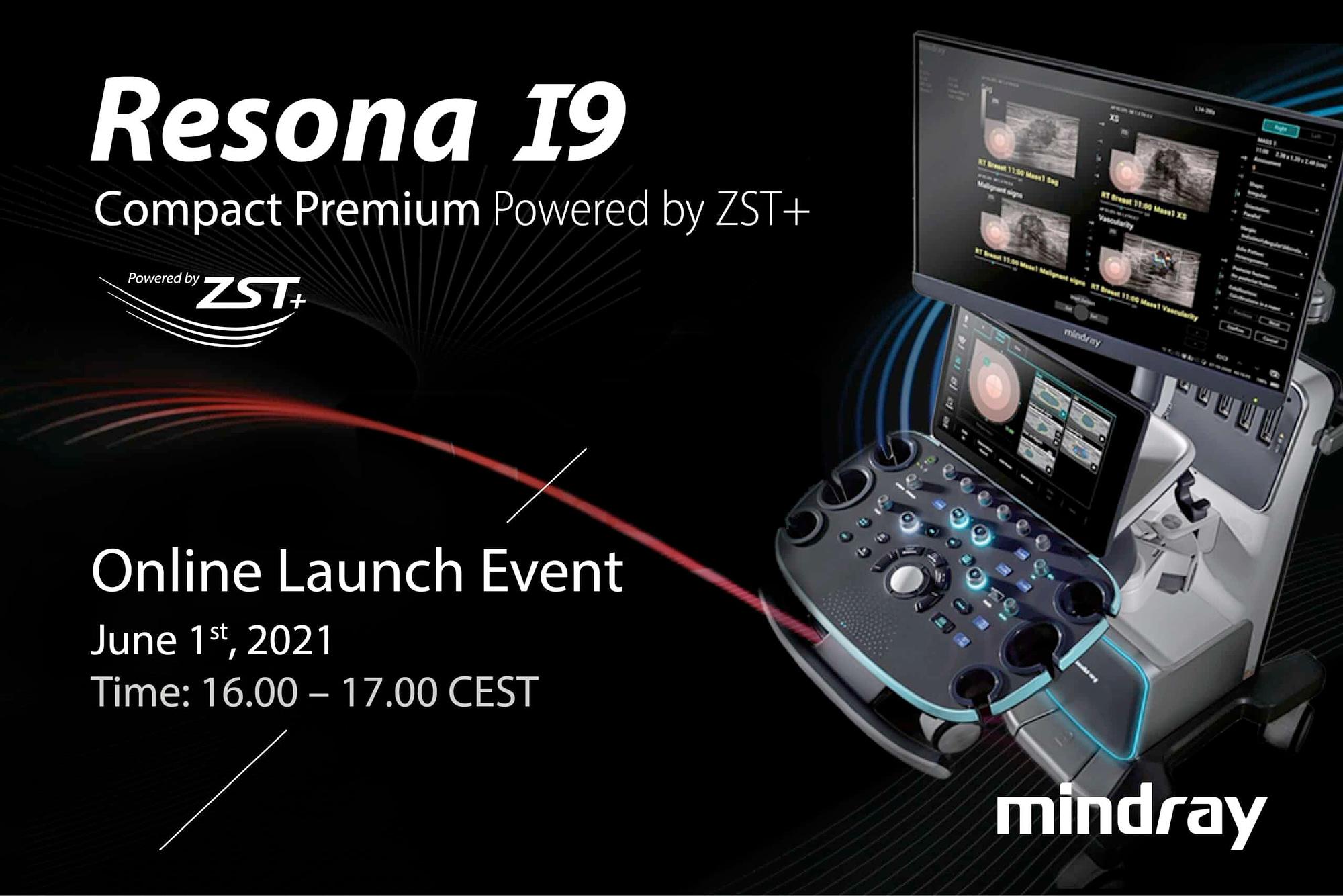 Online Launch Event Resona I9